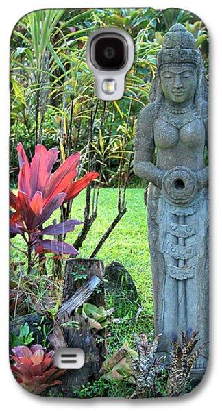 Goddess Bhudevi Mother Earth Galaxy S4 Case by Karon Melillo DeVega