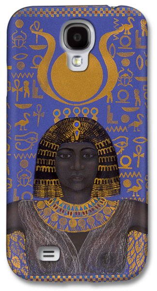 Goddess Isis Galaxy S4 Case by Diana Perfect
