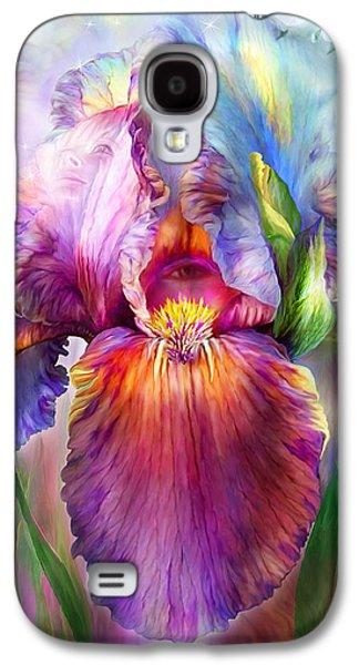 Goddess Of Healing Galaxy S4 Case by Carol Cavalaris