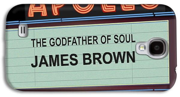 Godfather Of Soul Galaxy S4 Case by Michael Lovell