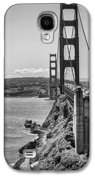 Coast Hwy Ca Galaxy S4 Cases - Going to San Francisco Galaxy S4 Case by Heather Applegate