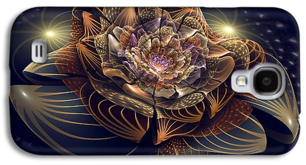 Recently Sold -  - Abstract Digital Digital Galaxy S4 Cases - Going to the Light Galaxy S4 Case by Kim Redd
