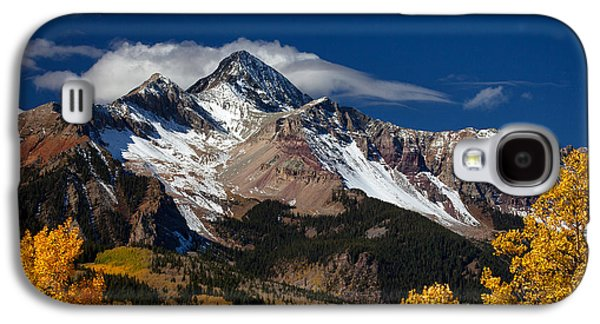 Colorado Galaxy S4 Cases - Golden Afternoon Galaxy S4 Case by Darren  White