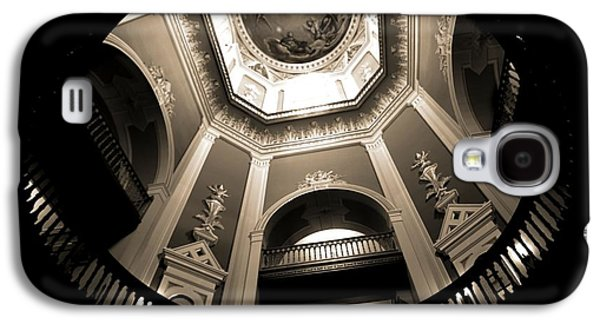 Golden Dome Ceiling Galaxy S4 Case by Dan Sproul