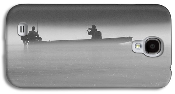 White River Galaxy S4 Cases - Gone Fishing Galaxy S4 Case by Mike McGlothlen