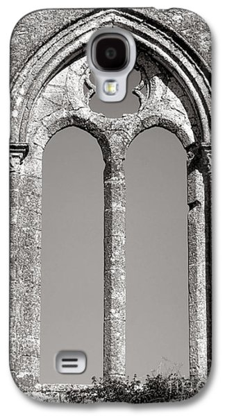 Gothic Galaxy S4 Cases - Gone Gothic  Galaxy S4 Case by Olivier Le Queinec