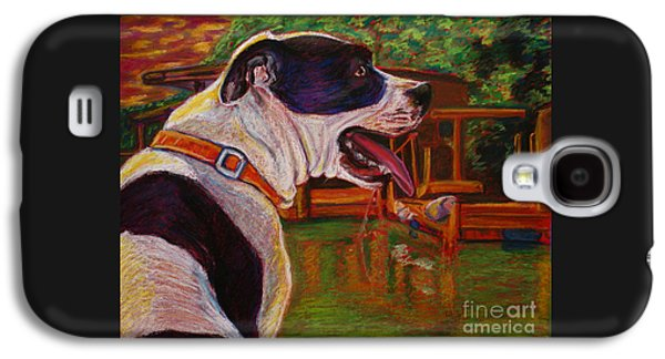 Boxer Galaxy S4 Cases - Good Day on the Boat Galaxy S4 Case by D Renee Wilson