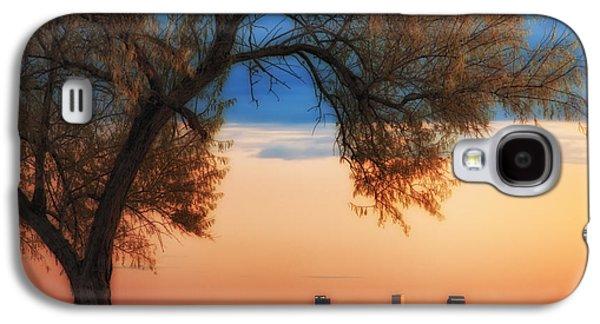 Darren Galaxy S4 Cases - Good Morning Denver Galaxy S4 Case by Darren  White