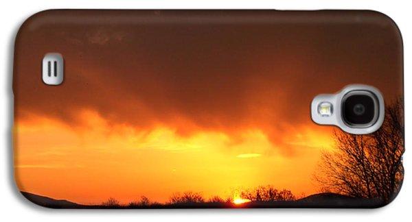 R. Mclellan Photography Galaxy S4 Cases - Good Morning Galaxy S4 Case by R McLellan