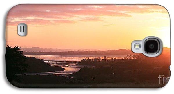 Aotearoa Galaxy S4 Cases - Good Morning Te Puru Galaxy S4 Case by Gee Lyon