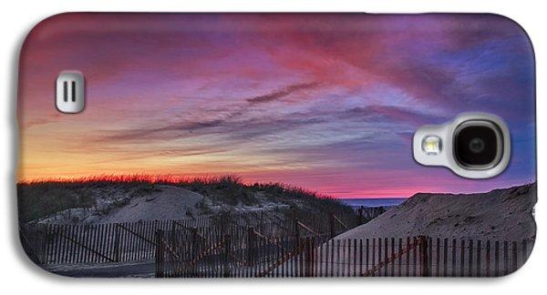 Good Night Cape Cod Galaxy S4 Case by Susan Candelario