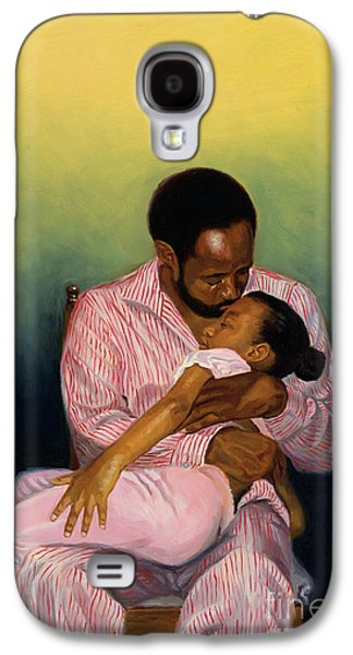 Best Sellers -  - African-american Galaxy S4 Cases - Goodnight Baby Galaxy S4 Case by Colin Bootman