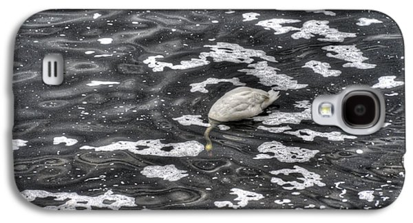 Williams Dam Galaxy S4 Cases - Goose Hunting Galaxy S4 Case by Mark Ayzenberg