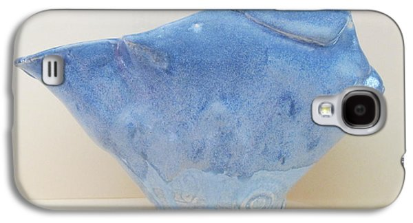 Light Ceramics Galaxy S4 Cases - Gorgeous Ocean Galaxy S4 Case by Janpen Sherwood