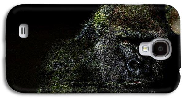 Gorilla Galaxy S4 Case by Marvin Blaine