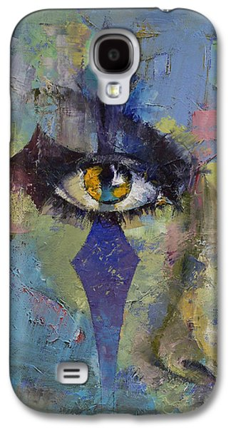 Surrealistic Paintings Galaxy S4 Cases - Gothic Art Galaxy S4 Case by Michael Creese