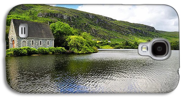 Gougane Barra Church Photographs Galaxy S4 Cases - Gougane Barra  Co.Cork Galaxy S4 Case by Michael Walsh