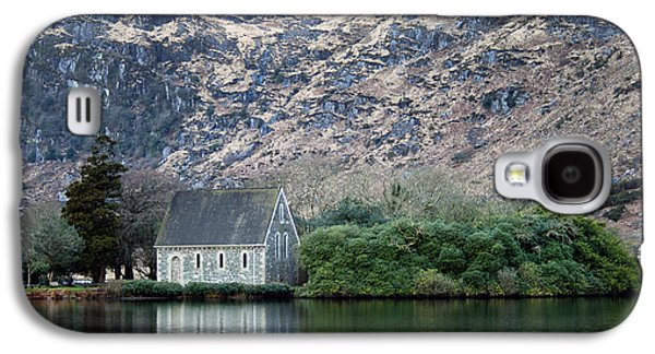 Gougane Barra Church Photographs Galaxy S4 Cases - Gougane Barra Galaxy S4 Case by Thomas Glover