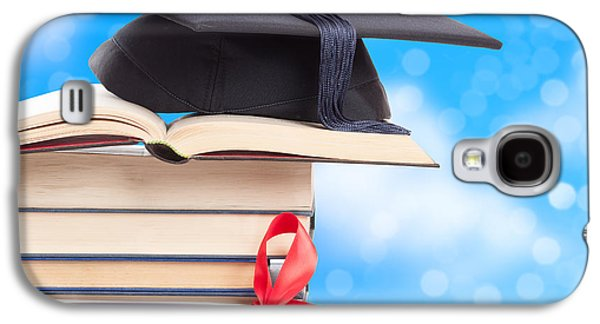 Graduation Galaxy S4 Cases - Graduation  Galaxy S4 Case by Amanda And Christopher Elwell