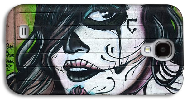 Urban Images Galaxy S4 Cases - Graffiti Art Curitiba Brazil 21 Galaxy S4 Case by Bob Christopher