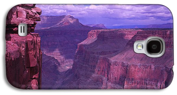 Grand Canyon Photographs Galaxy S4 Cases - Grand Canyon, Arizona, Usa Galaxy S4 Case by Panoramic Images