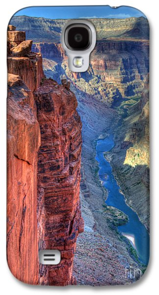 Grand Canyon Awe Inspiring Galaxy S4 Case by Bob Christopher