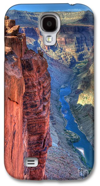 Grand Canyon Photographs Galaxy S4 Cases - Grand Canyon Awe Inspiring Galaxy S4 Case by Bob Christopher