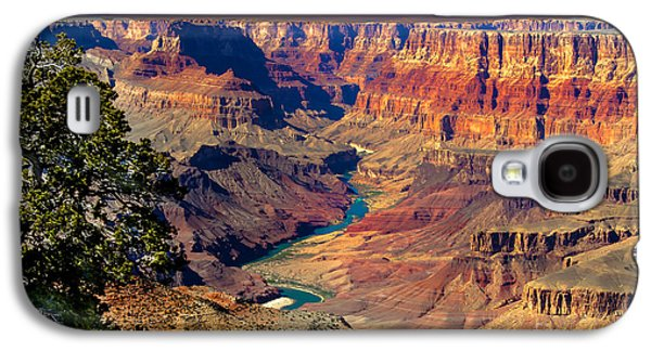 Grand Canyon Sunset Galaxy S4 Case by Robert Bales