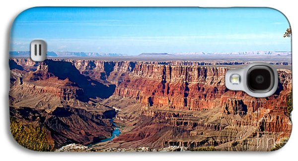 Recently Sold -  - Haybale Galaxy S4 Cases - Grand Canyon Vast View Galaxy S4 Case by Robert Bales