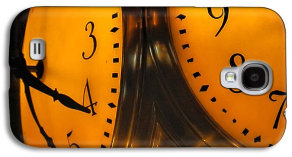 Grand Central Terminal Clock Galaxy S4 Case by Jon Woodhams