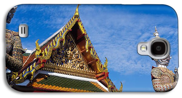 Grand Palace, Bangkok, Thailand Galaxy S4 Case by Panoramic Images