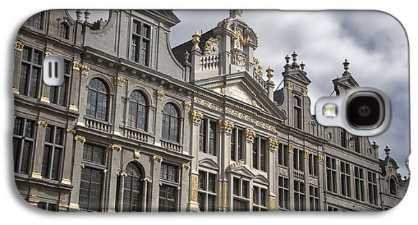 Grand Place Detail Galaxy S4 Case by Joan Carroll
