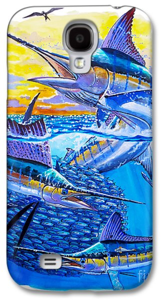 Grand Slam Baitball Galaxy S4 Case by Carey Chen