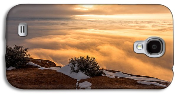 Layer Galaxy S4 Cases - Grand View Glow Galaxy S4 Case by Chad Dutson