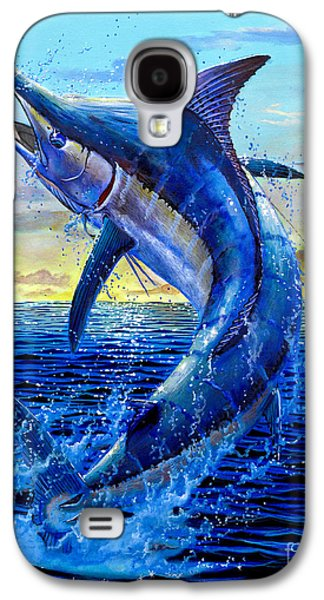 Wahoo Galaxy S4 Cases - Grander Off007 Galaxy S4 Case by Carey Chen