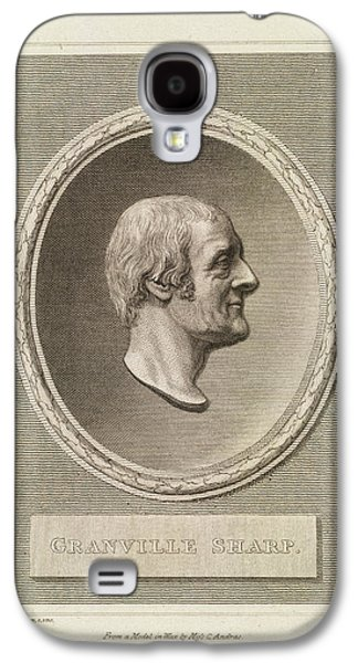 Granville Sharp Galaxy S4 Case by British Library