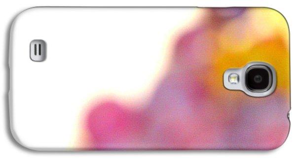 Grapes Art Deco Galaxy S4 Cases - Grape  Galaxy S4 Case by Joan  Han