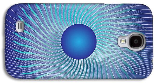 Religious Galaxy S4 Cases - Graphic No. 1322 Galaxy S4 Case by Alan Bennington