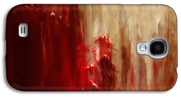 Abstract Digital Galaxy S4 Cases - Grasping Galaxy S4 Case by Jack Zulli