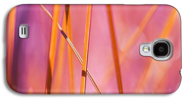 Variant Galaxy S4 Cases - Grass Abstract - 03439 Galaxy S4 Case by Variance Collections