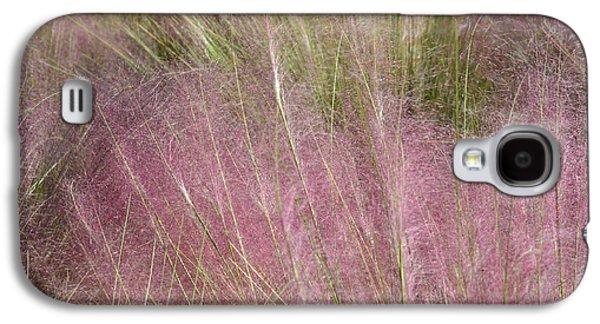 Soft Photographs Galaxy S4 Cases - Grass Photography - Soft - By Sharon Cummings Galaxy S4 Case by Sharon Cummings