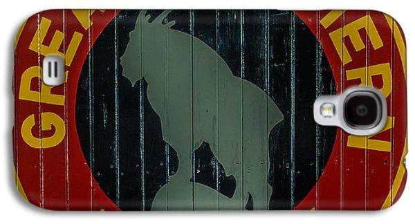 Machinery Galaxy S4 Cases - Great Northern Railway Galaxy S4 Case by Paul Freidlund