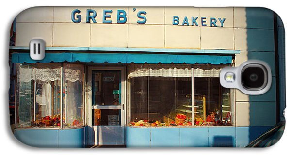 Signed Digital Art Galaxy S4 Cases - Grebs Bakery Pittsburgh Galaxy S4 Case by Jim Zahniser