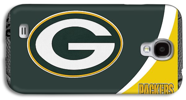 Recently Sold -  - Sports Photographs Galaxy S4 Cases - Green Bay Packers Galaxy S4 Case by Joe Hamilton