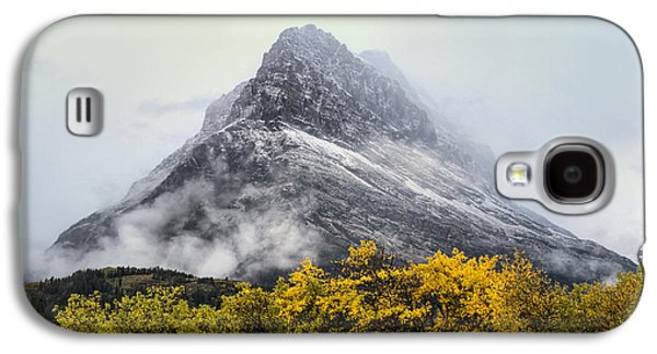 Beauty Mark Galaxy S4 Cases - Grinnell Point Galaxy S4 Case by Mark Kiver