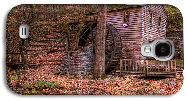 Old Mills Galaxy S4 Cases - Grist Mill In Tennessee Galaxy S4 Case by Joe Granita