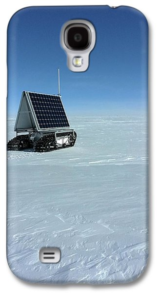 Grover Rover Testing Galaxy S4 Case by Lora Koenig/nasa Goddard