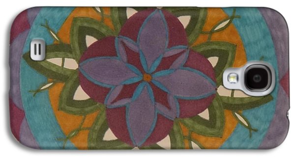 Development Mixed Media Galaxy S4 Cases - Growth Galaxy S4 Case by Janet Berch