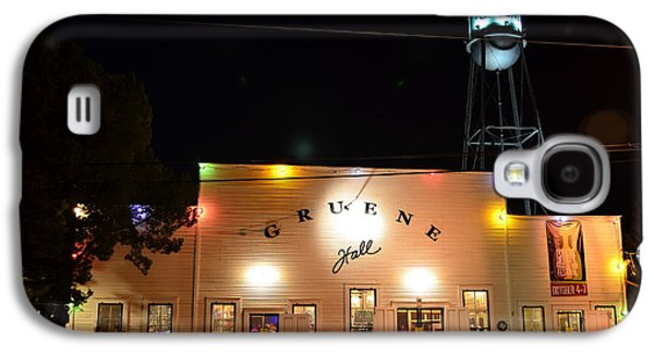 Time Photographs Galaxy S4 Cases - Gruene Hall Galaxy S4 Case by David Morefield