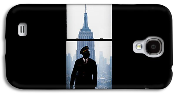 Empire State Galaxy S4 Cases - Guarding The Empire Galaxy S4 Case by Az Jackson